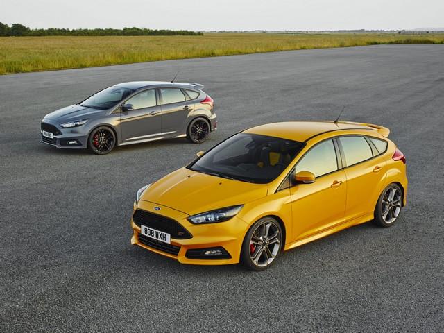 Ford choisit la célèbre course de côte de Goodwood pour dévoiler la nouvelle Focus ST 446555FocusST25