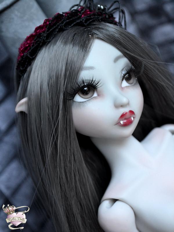 [Créa] † Mystic Dolls † : Réservations ouvertes ! 447038SylvaniaLilithinTenebris03