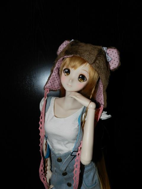 Box opening Smart Doll Mirai 447304DSCN6367
