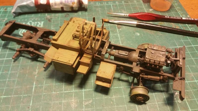 BM-21 GRAD 1/35 TRUMPETER 44835720161106165516