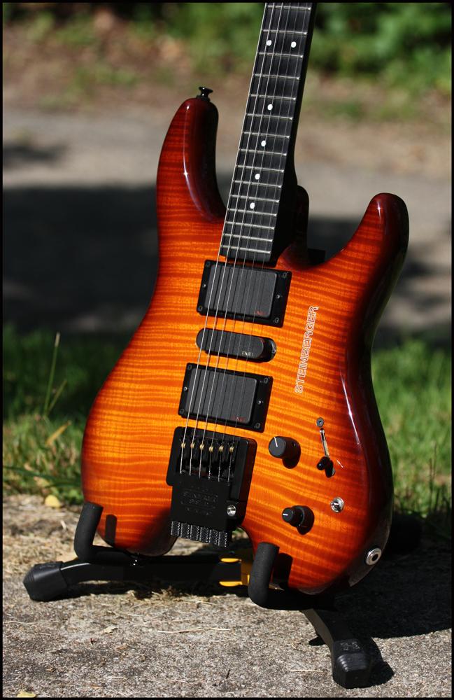 """Steinberger GM7SA - The """"Headless"""" guitar ^^ 44861048s2"""