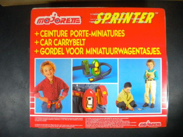 Lanceur de voiture Majorette Sprinter 449161472150742o
