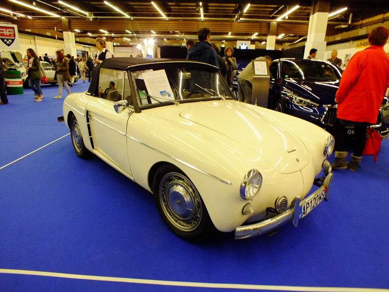Salon de la voiture de collection à Dijon Versus 2017 ce dimanche 02 Avril 449798DSCF0291