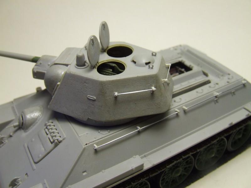 C'est reparti pour un T 34... 4523469018