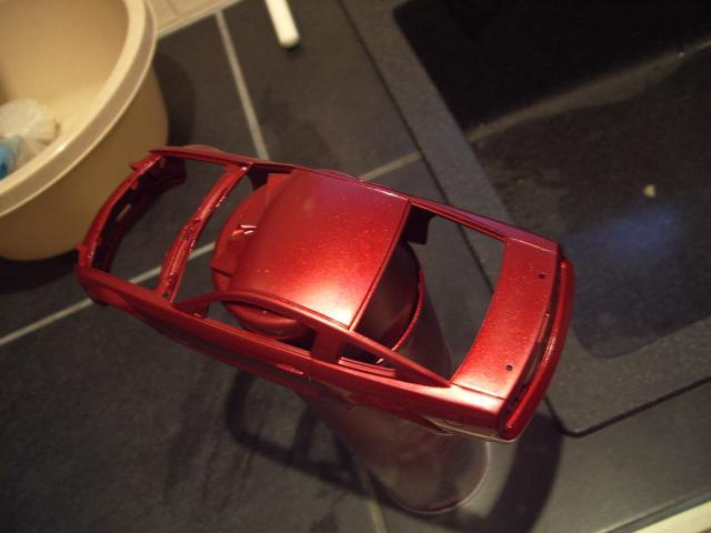 ford mustang GT 2005 au 1/25 45240759m5