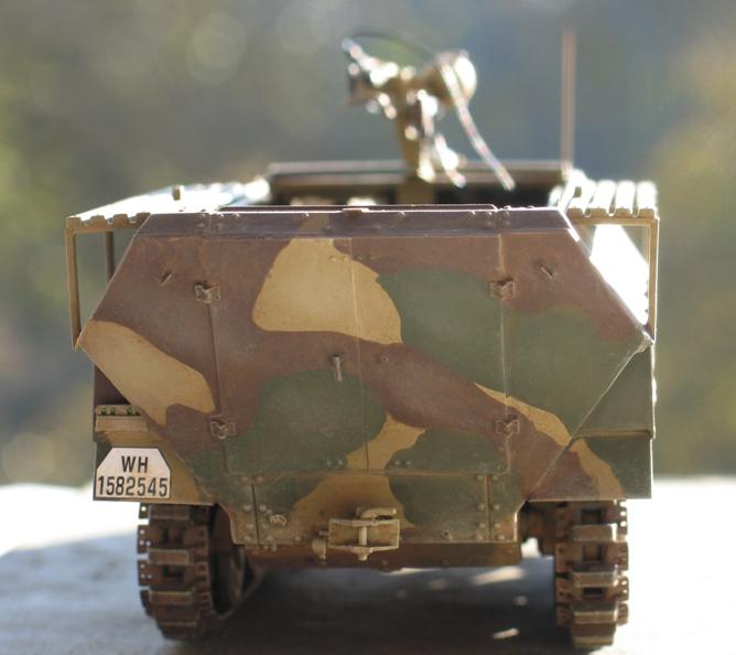 Sd.Kfz. 251/20 Ausf D 'Falke' AFVclub 1/35 452470IMG0129