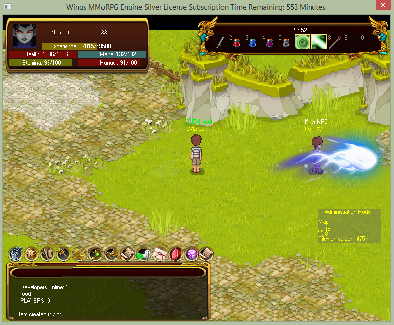 Wings mmorpg maker 2d !! 452766NpcProjectiles