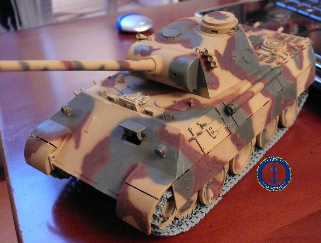 Panzerkampfwagen Panzer V Panther Ausf D. - Page 5 454212panther23
