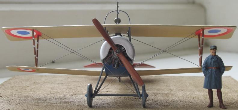Nieuport Ni-11 EDUARD 1/48 'week-end édition' 454763IMG0134