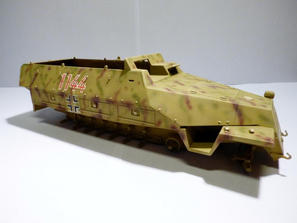 sdkfz - SdkFz 251 / 9  Tamiya / AFV 454910P1070082Copier