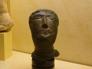 Visite au musée archéologique du Val d'Oise. 45527musee7