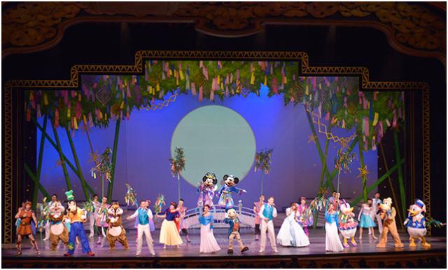 [Tokyo Disney Resort] Programme complet du divertissement à Tokyo Disneyland et Tokyo DisneySea du 15 avril 2018 au 25 mars 2019. 455838tab1