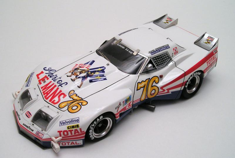 Corvette Greenwood le Mans 1976 457090015
