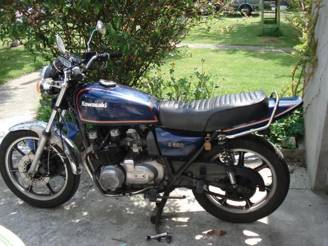 Restauration et modification  Z650 457416DSC02820