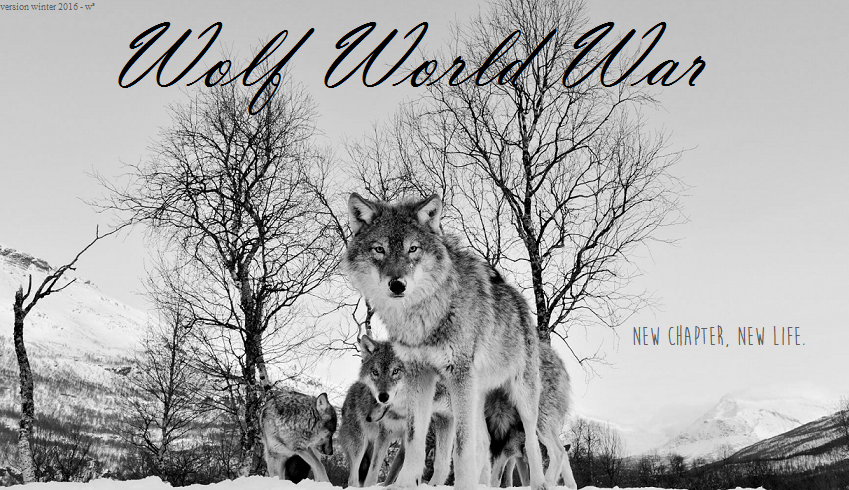 WOLF WORLD WAR