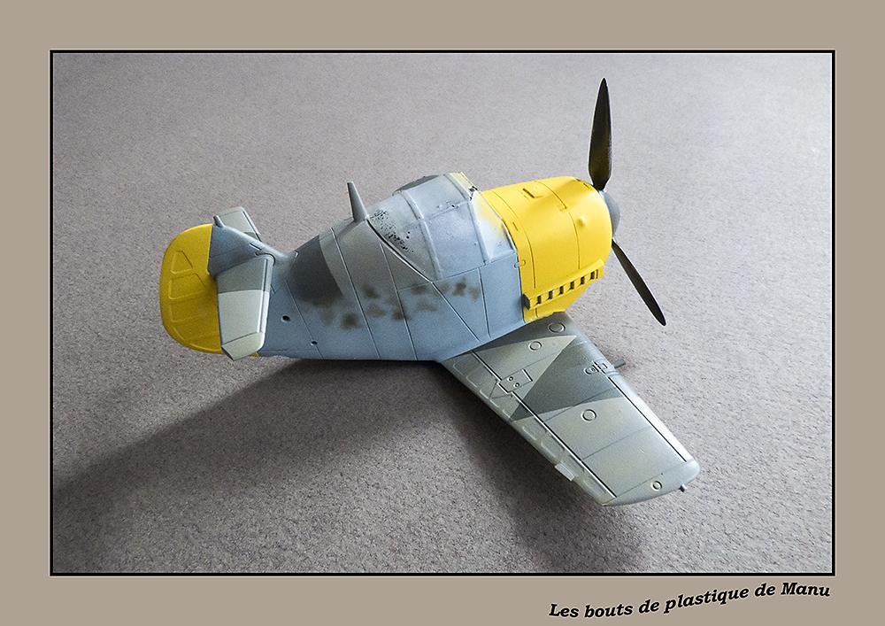 tiger - Bf 109 Tiger Model egg plane-FINI ! - Page 2 4578069938