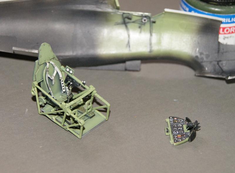 Hawker Hurricane IIC italeri 1/48 457957Hurricane14