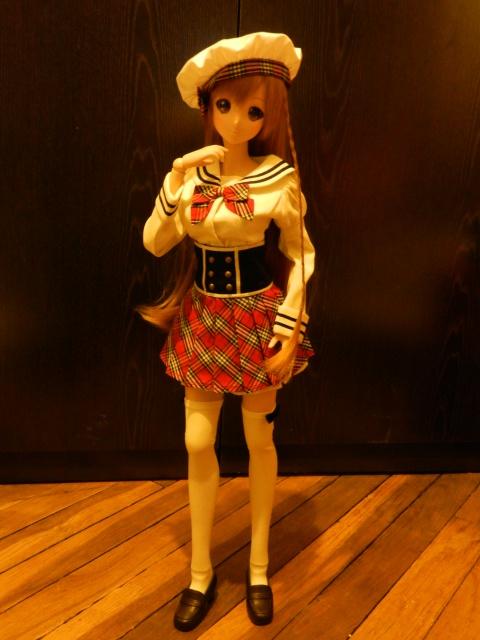 Box opening Smart Doll Mirai 458260DSCN6307