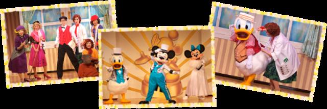 [Tokyo Disney Resort] Programme complet du divertissement à Tokyo Disneyland et Tokyo DisneySea du 15 avril 2018 au 25 mars 2019. 459047DON4
