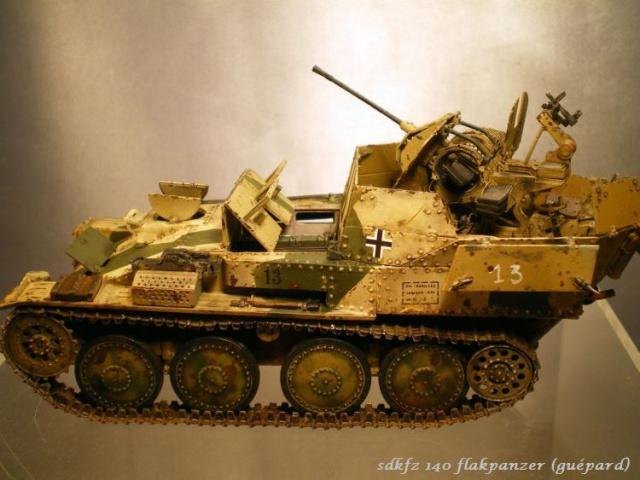 sd.kfz 140 flakpanzer (gépard) maquette Tristar 1/35 - Page 2 459121IMGP3221
