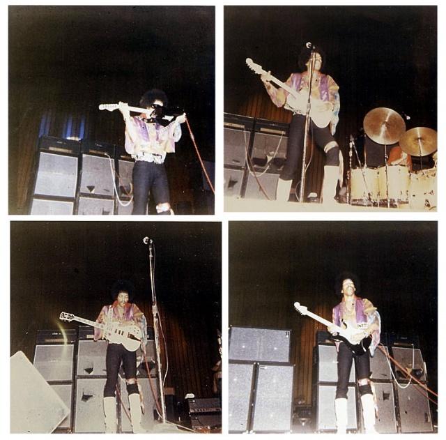New York (Philharmonic Hall) : 28 novembre 1968 [Premier concert] 459778Image3