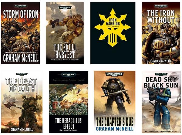 Iron Warriors: The Omnibus de Graham McNeill 459982irontextes
