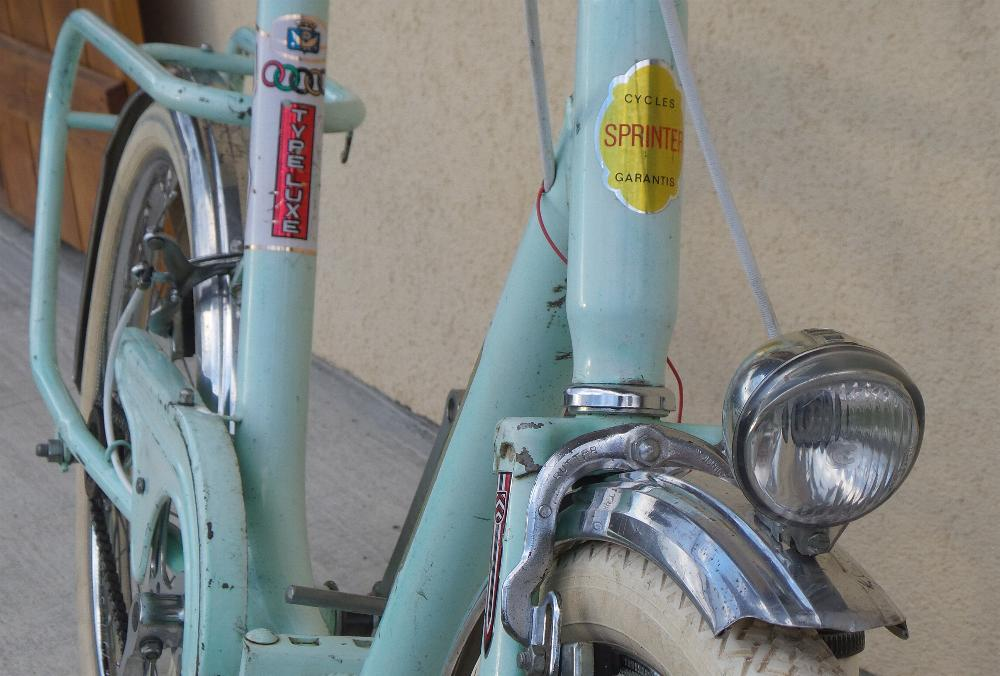Mini Vélo Pliant Sprinter 4616969903