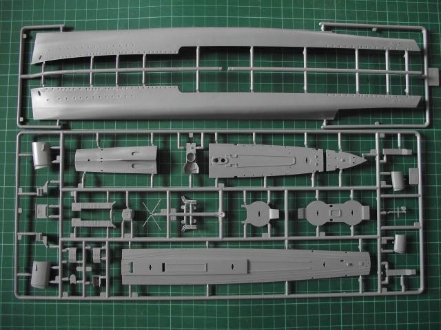 Destroyer Z-17 Diether von Roeder - 1/350e - Zvezda 461706DSCF4054