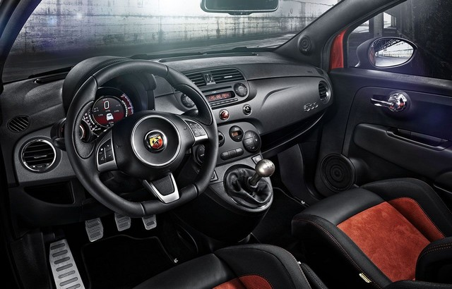 Abarth au Salon International de Genève 2015 462369595Competizione03