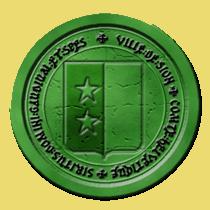 Les sceaux du Canton Souverain de Genève 463108AnciensceaudeSionfondjaune