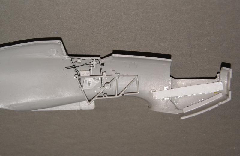 Hawker Hurricane IIC italeri 1/48 463257Hurricane06