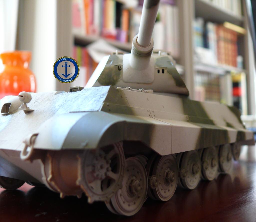 Sd.Kfz. 182 Panzer VI ausf B Tiger II Porsche Turret 463329konigstiger04