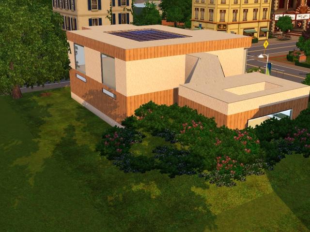 [Sims3]-Débutant- Atelier construction moderne.  - Page 14 463815Screenshot9