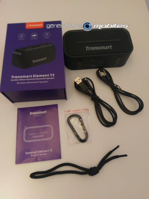 [TEST - TronsmartDirect] Enceinte bluetooth T2 463875IMAG0014