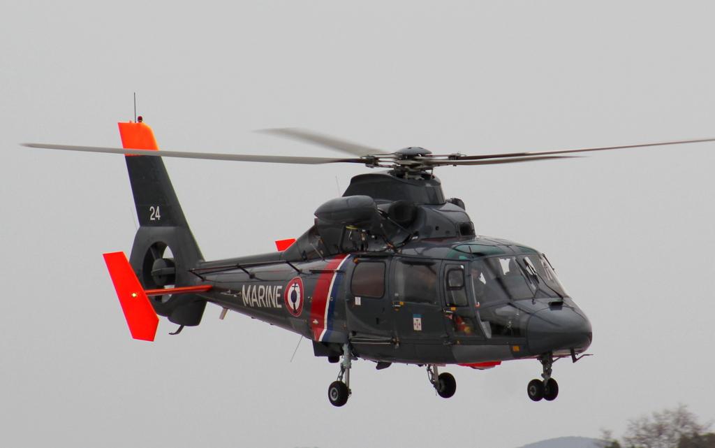 Eurocopter SA365F Dauphin 464525IMG1436