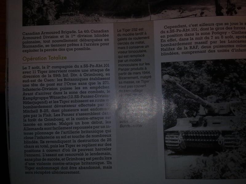 Char tigre 007 de Michael Wittman - Page 2 464772031120111796