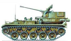 M19 Gun (U.S) 46493CZRA017