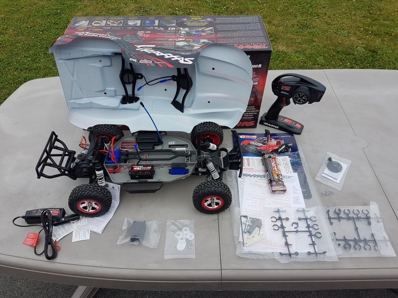 Traxxas Slash OBA 2WD (les VXL /4X4 / Platinium et tout autres sont bienvenu dans ce sujet). 46635820170617100620