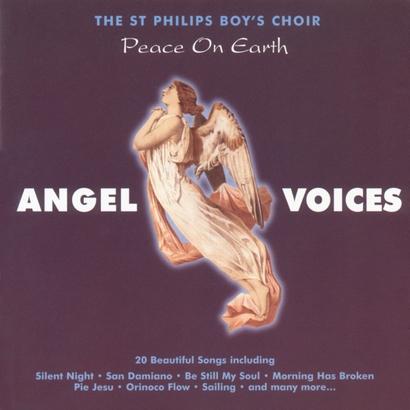 La discographie St Philip's Boy Choir / Angel Voices 467193Couvsmall