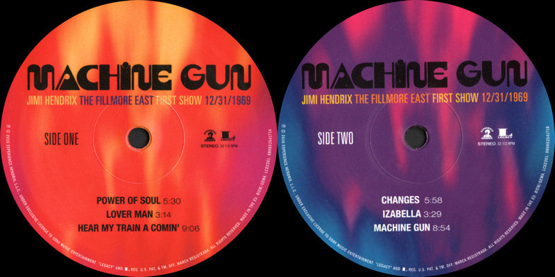 Machine Gun: The Fillmore East First Show (2016) - Page 3 467449Experience889853544171MachineGunSideOne