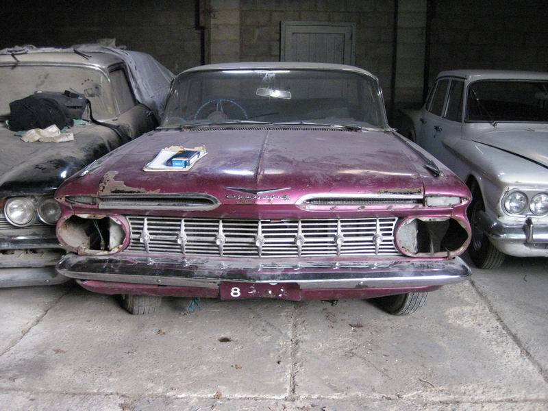 Chevy's blog - le royaume de la ferraille 46773213
