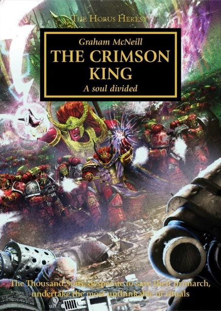 Review VO de Horus Heresy: The Crimson King de Graham McNeill 467886BLPROCESSEDTheCrimsonKingA5HB