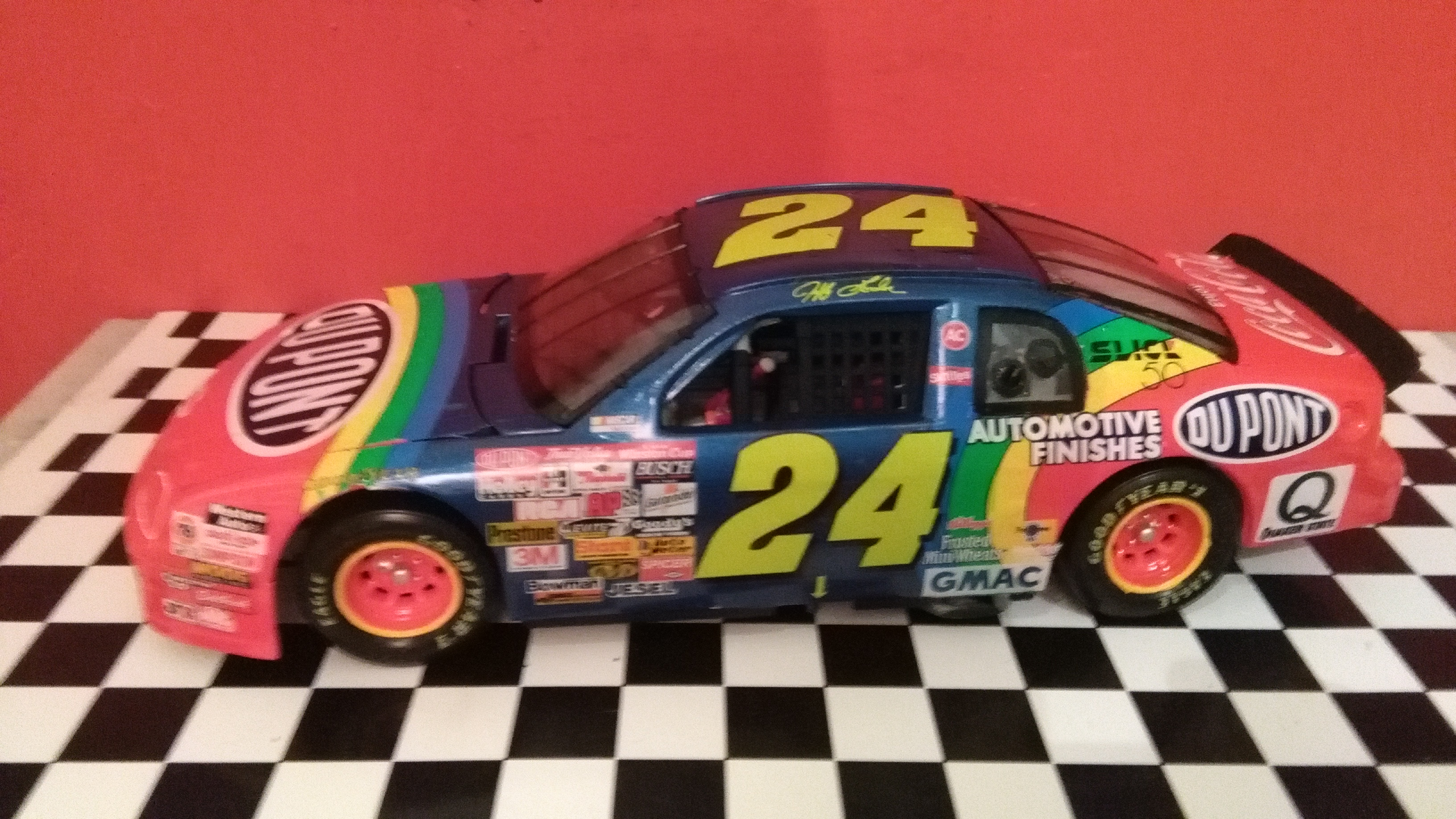 Chevy Monte-Carlo 1996 #24 Jeff Gordon Dupont Dover wins  468829IMG20170515225114