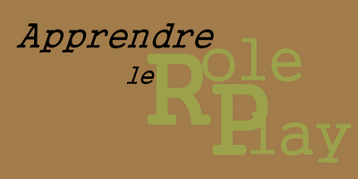 Aide au RPG