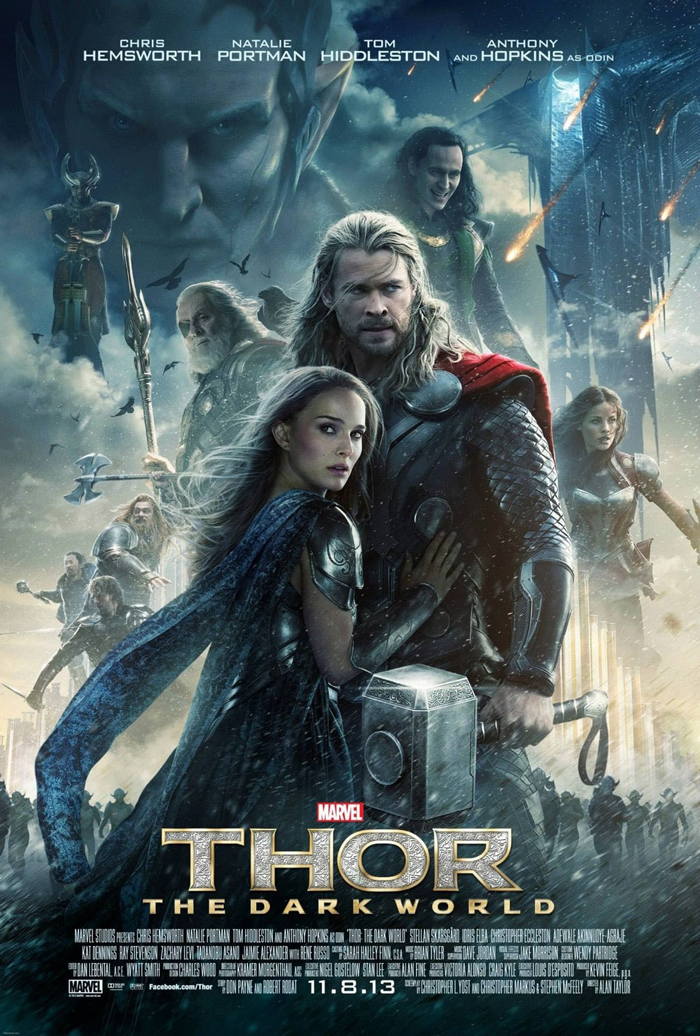 Franchise Marvel/Disney #3 469933Thor2