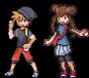 [RMXP] Pokémon version Violet Poison 469955HeroHroineBattler