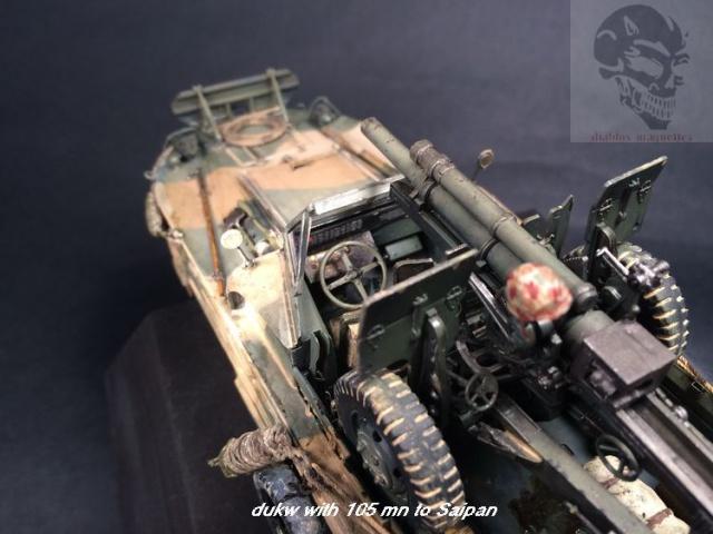 Duck gmc,avec canon de 105mn,a Saipan - Page 3 471315IMG4514