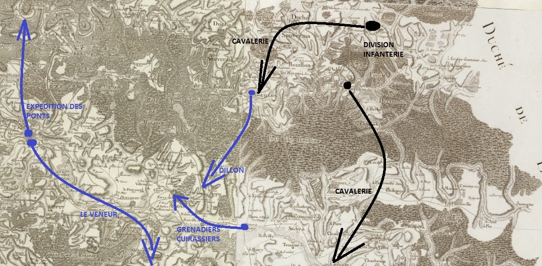QG du général DUMOURIEZ, commandant de l'armée du Nord - Page 2 471331carte