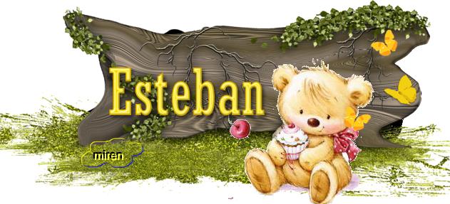 Nombres con E - Página 3 471526Esteban