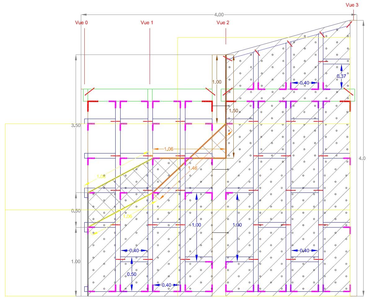 La construction de mon bloc dans le garage 472626vuex